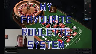 My Favourite Roulette System, You Should Try It!