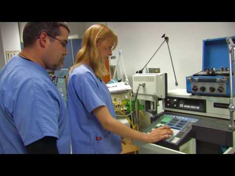 Washington State Community College: Respiratory Therapy Program