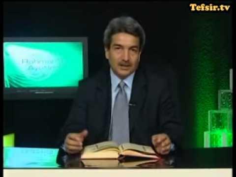 Fussilet Suresi Kuran Tefsiri 1-8 Ayetler Prof.Dr. Şadi Eren