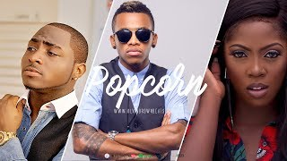 "Afro Pop Instrumental 2o18 ""Popcorn"" (Beats. By Alvin Brown Beats)"
