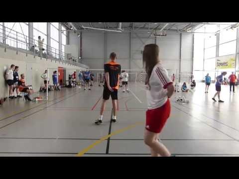 #FO16 Haspe vs Marseille, Team, Quaterfinal, Federfußball, Jianzi, Shuttlecock, Plumfoot von YouTube · Dauer:  17 Minuten 53 Sekunden