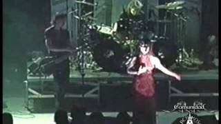 // Lacrimosa // Make It End - Mexico City 16.10.1999