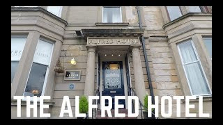 During my trip to glasgow i spent two nights at the alfred hotel. despite not having a very central location it turned out be extremely easy reach ...