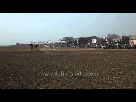 Kila Raipur horse racing competition : Punjab