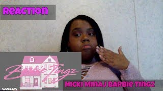 Nicki Minaj Barbie Tingz