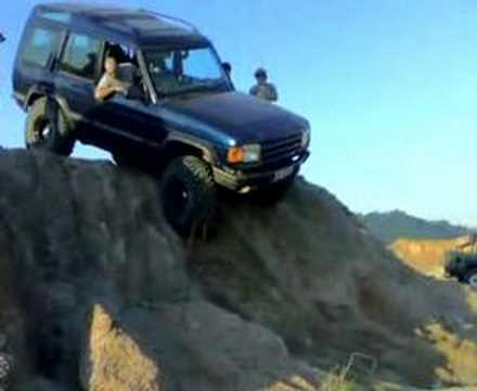 Land Rover Discovery Rockclimbing 2 Youtube