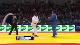 Idalys ORTIZ (CUB) - Gülşah KOCATÜRK (TUR) 2014 Dünya Judo Şampiyonası Chelyabinsk