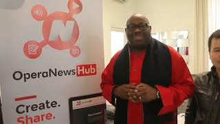 Dele Momodu signed agreement with top management of OPERA NEWS