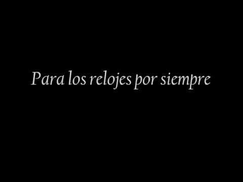 L.A - Stop the clocks subtitulada español