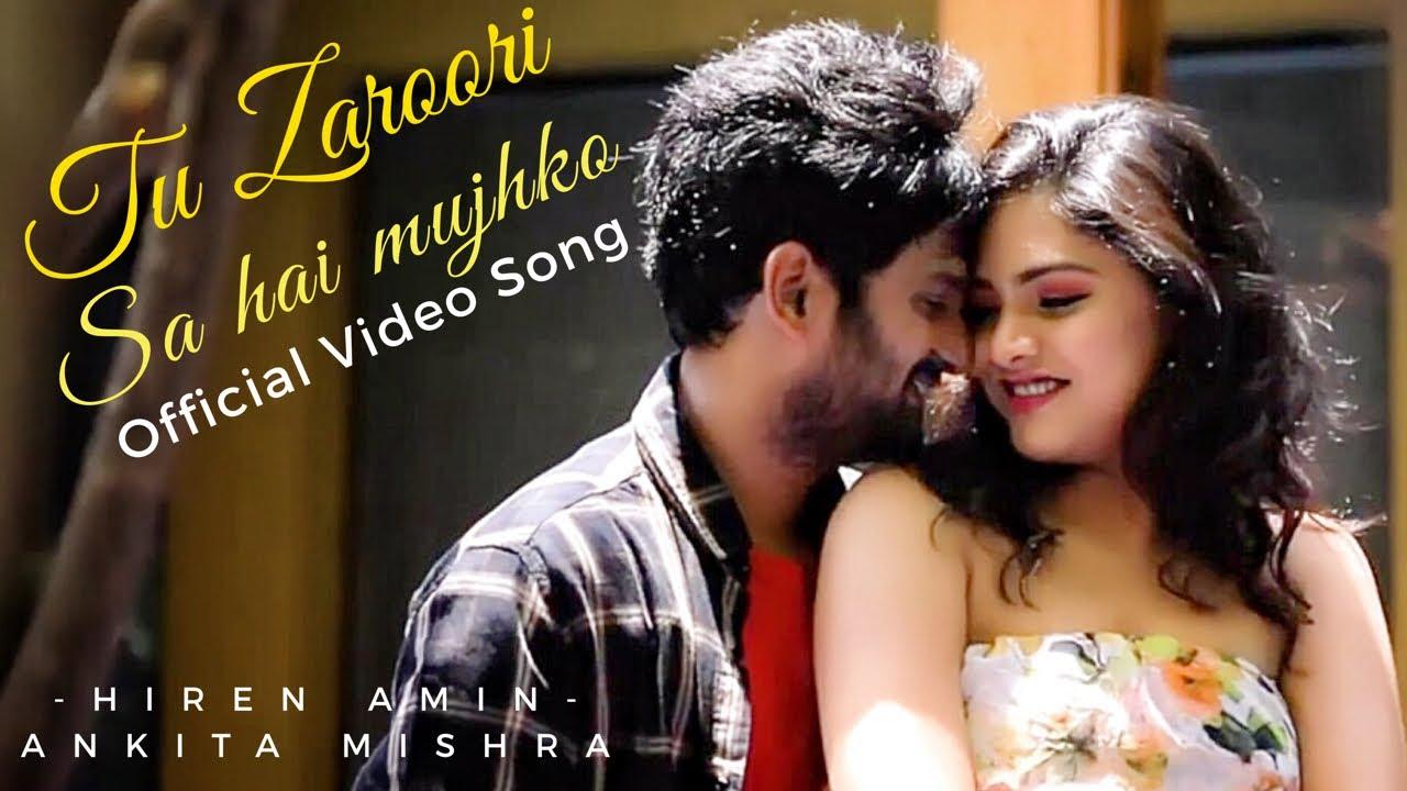 Tu Zaroori Sa Hai (Cover) Video Karaoke with Lyrics | Zid