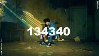 BTS (방탄소년단)  - 134340 [8D AUDIO] USE HEADPHONES