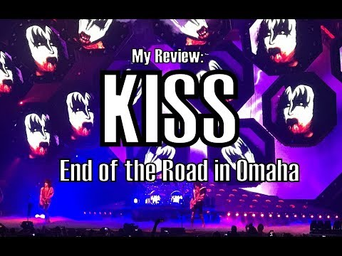 """182 - Review of KISS """"End of the Road"""" in Omaha 2019"""