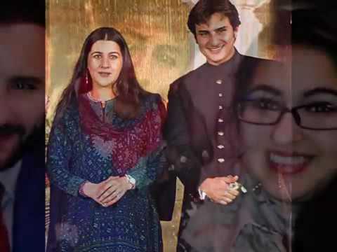 Saif Ali Khan With First Wife Amrita Singh ,Daughter Sara & Son Ibrahim