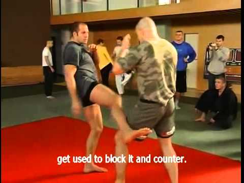 Fedor Emelianenko's MMA Seminar Slovakia
