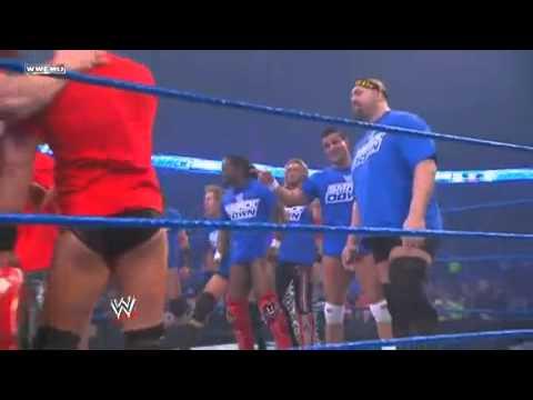 WWE Smackdown 22/10/10 - Team Smackdown vs...