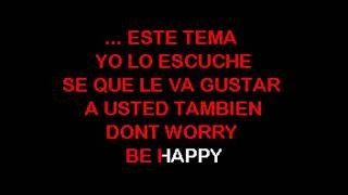 Toño Rosario - Don't Worry Be Happy (PBKI)
