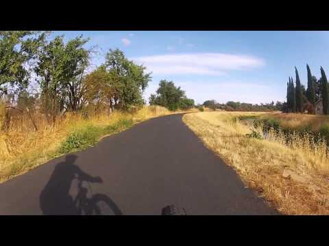 Cycling the Big Break / Marsh Creek Trails (Oakley/Brentwood, CA)