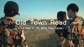 Lil Nas X - Old Town Road feat. Billy Ray Cyrus Choreography | TPD Ting Feat. A-team言脩 英承晞