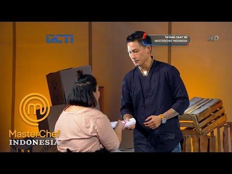 MASTERCHEF INDONESIA - Keyakinan Peserta Ini Mampu Buat Dirinya Lolos   Audisi 2   Part 2