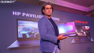 HP launches Omen 15 laptop and Pavilion Gaming PC in India