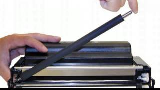 видео Инструкция по заправке картриджа Brother TN-3330 / TN-3380 / TN-3390