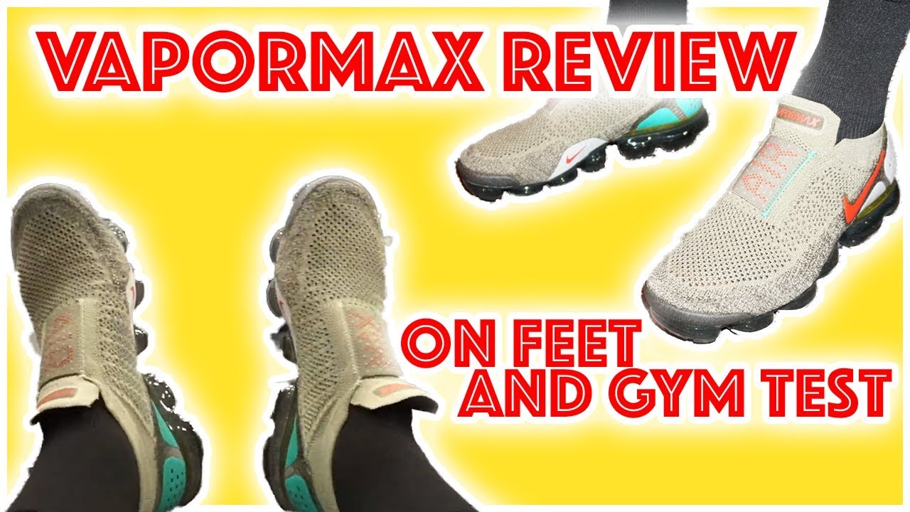 promo code f1ddb 9169e Nike Air VaporMax Review