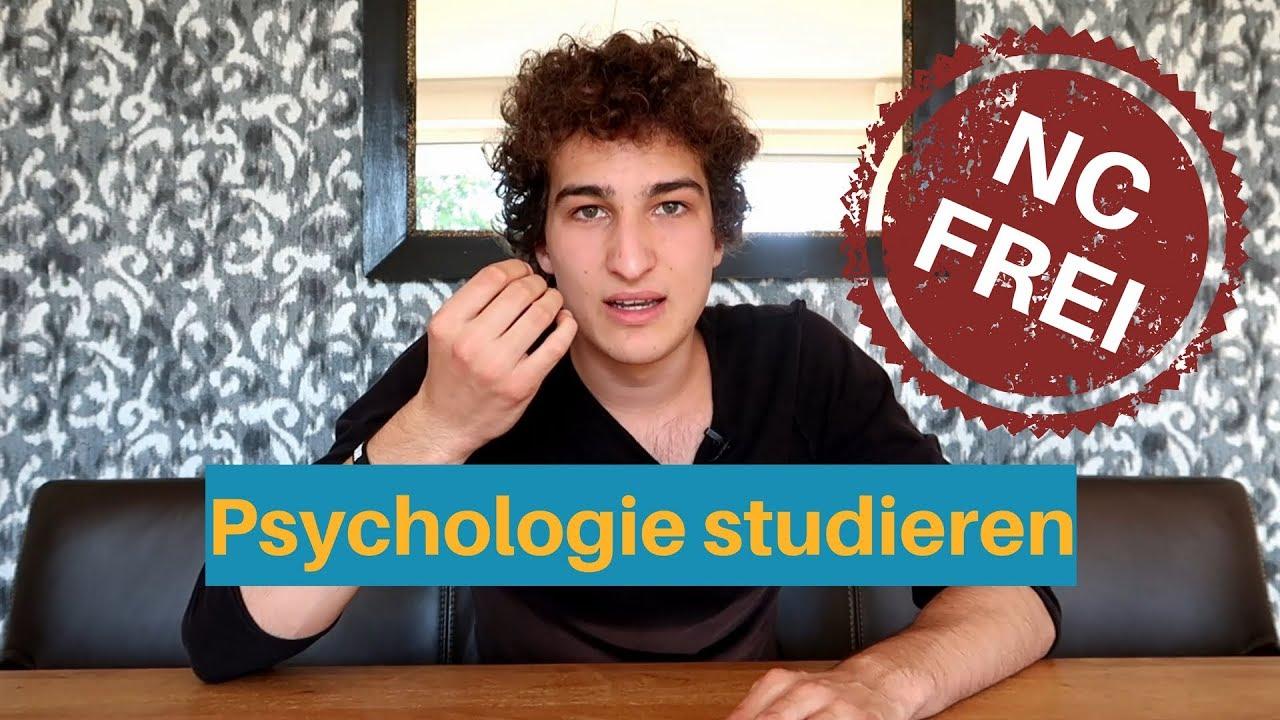 Psychologie Studieren Notendurchschnitt
