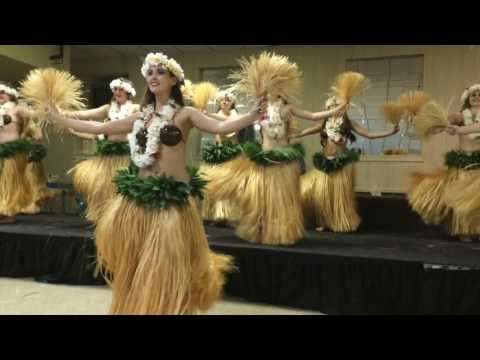 South Pacific Island Dancers Luau 2016