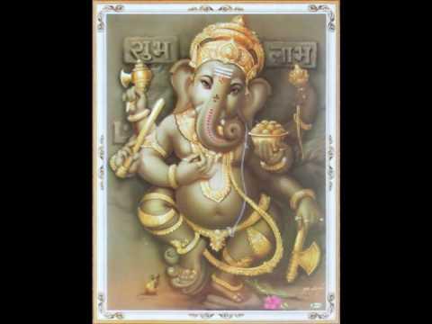 Ganya Dhaav Re - Marathi Ganpati Song