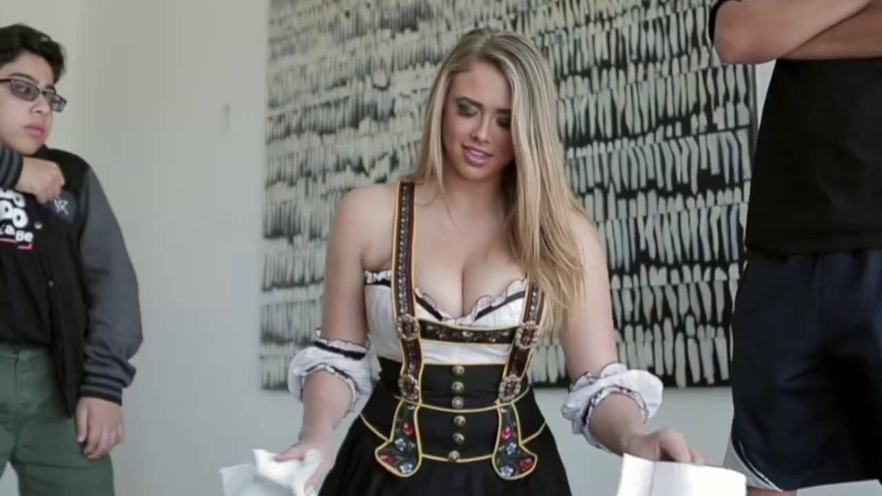 sexy hot maid porn