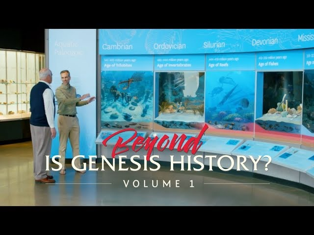 The Order of the Fossils : Beyond Is Genesis History? Clip