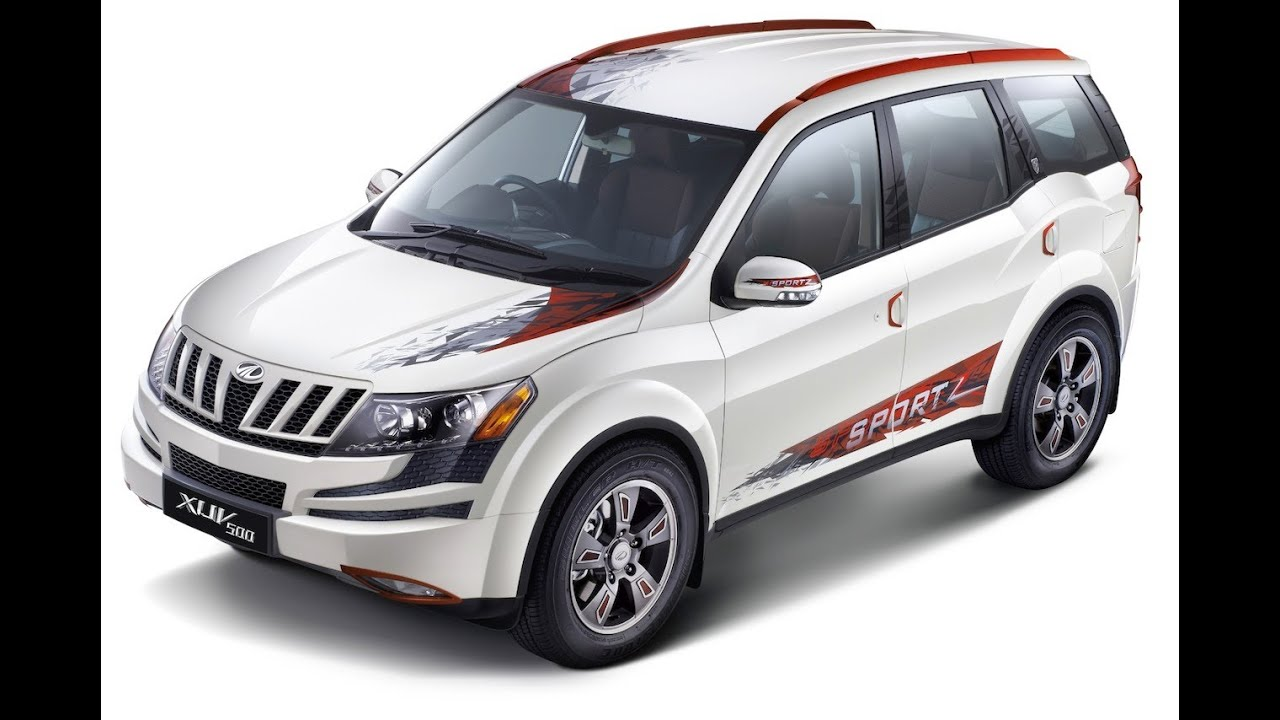 Mahindra Xuv500 Sportz Limited Edition Launched Youtube