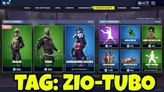 FORTNITE SHOP today May 15th new skin BRACER, VERGE and OSCURO BOMBARDIER