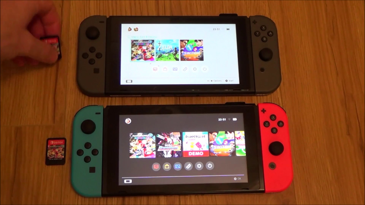 Nintendo Switch Does Download Play Work Youtube