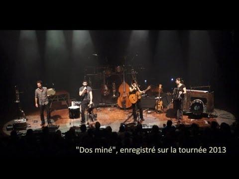 """Les Ogres de Barback - """"Dos miné"""" [live]"""