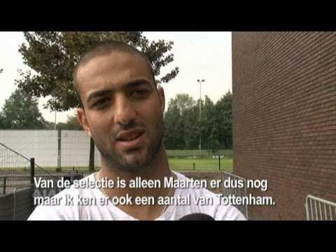 Mido weer terug op trainingsveld Ajax