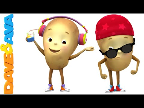 One Potato, Two Potatoes | Nursery Rhymes and Kids Songs from Dave and Ava