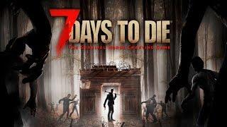 A PRIMEIRA NOITE DOS ZUMBIS, MUITO TENSO - 7 DAYS TO DIE