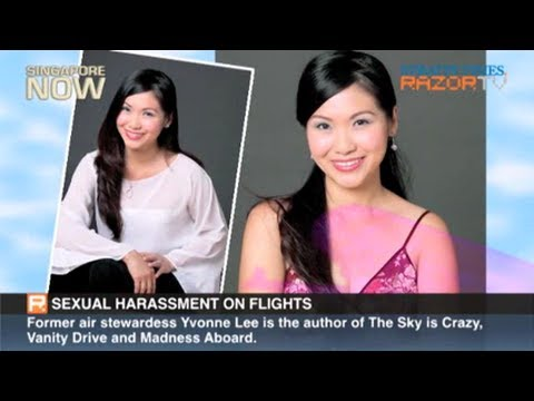 Vacatures stewardess sexual harassment