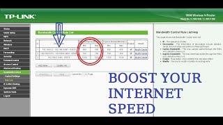রাউটার কন্টোল করে ইন্টারনেট স্পীড বাড়ান - Increase Internet Speed By Router Control  II YouTVBD