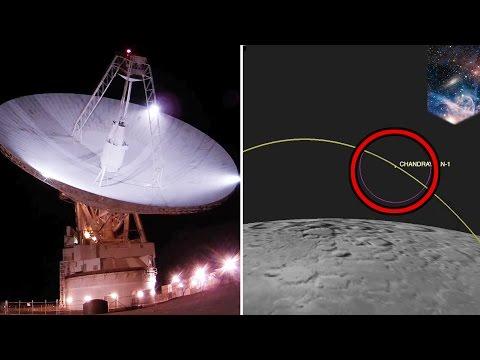 NASA finds lost Indian moon probe Chandrayaan-1 using microwaves - TomoNews