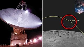 NASA finds lost Indian moon probe Chandrayaan-1 using microwaves - TomoNews