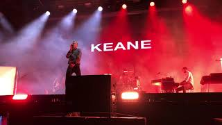 Keane - Can't Stop Now @ Live on the Beach 7/9/2019