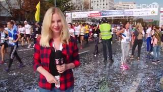 Программа «Вовремя», эфир от 09 09 2018 о Минском полумарафоне 2018