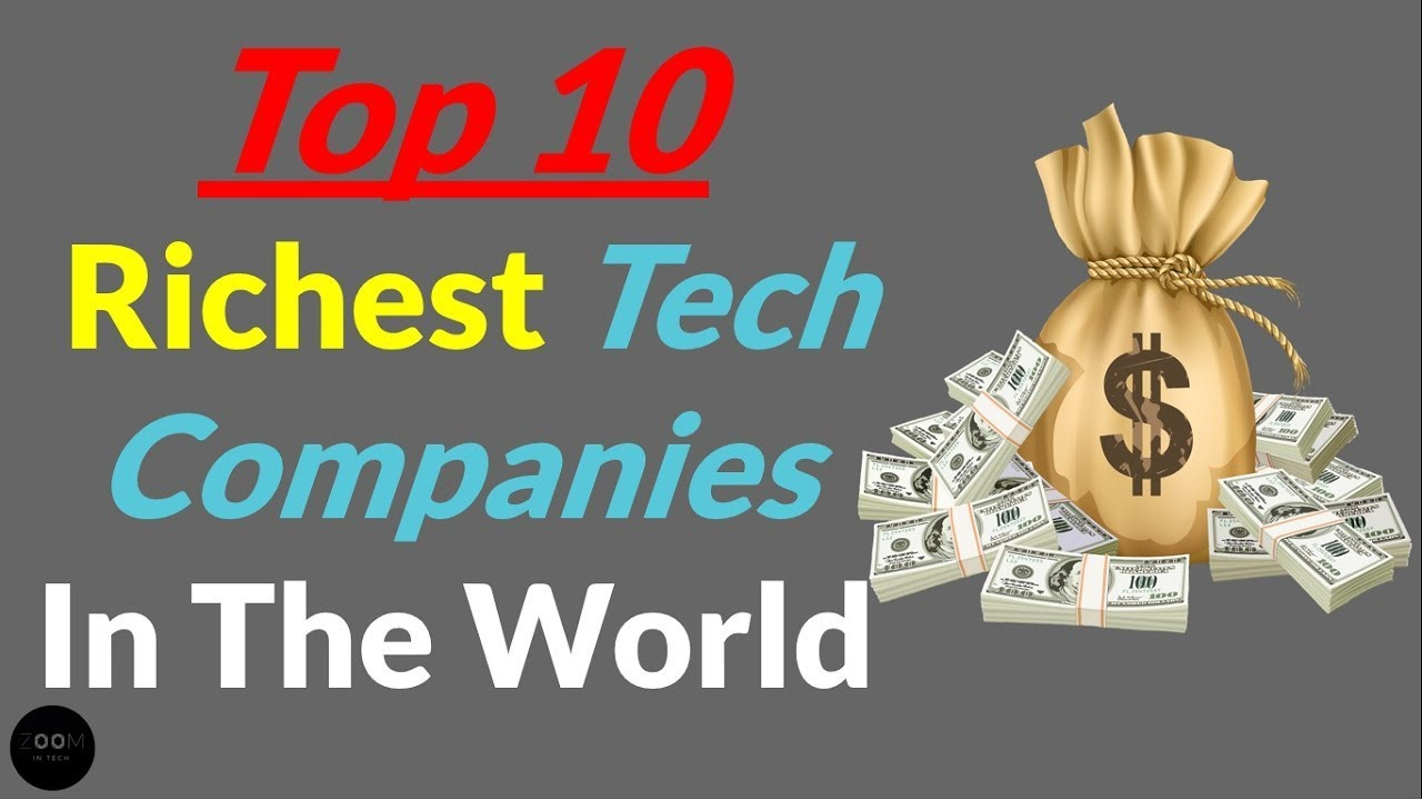 richest tech company