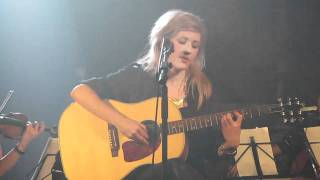 "Ellie Goulding sings ""Wish I Stayed"" at Little Noise Sessions,  Union Chapel 20th November 2010"