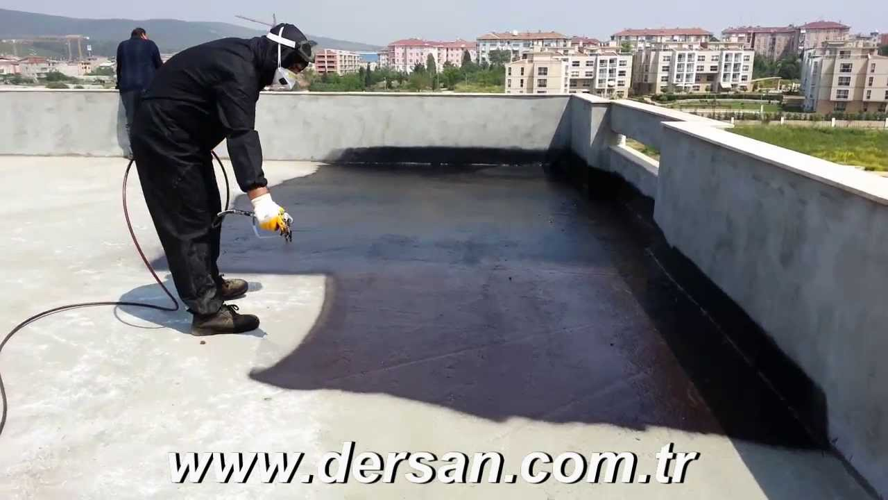 Airless Lİkİt Mebran Spray Makİnasi Liquid Rubber Spray