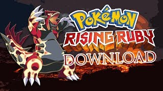 Pokemon Rising Ruby 3DS Download (For Citra Emulator)