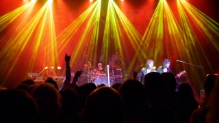 Europe Seven doors Hotel Live Shepherds Bush London 2015