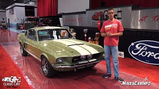 1967 mustang gt 500 review fastest mustang